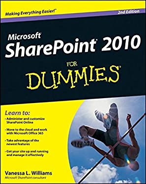Microsoft Sharepoint 2010 for Dummies 9781118273814