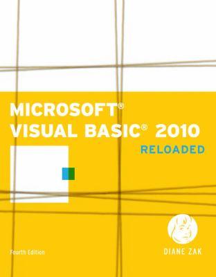 Microsoft Visual Basic 2010: RELOADED book downloads