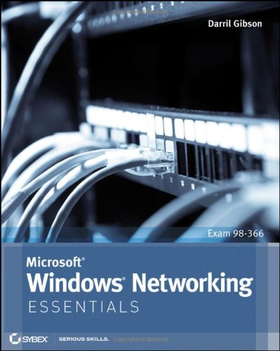Microsoft Windows Networking Essentials 9781118016855