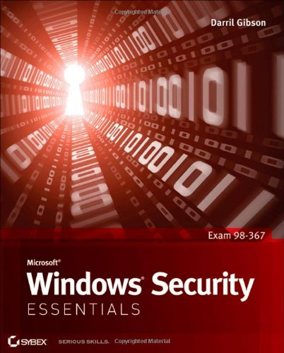 Microsoft Windows Security Essentials 9781118016848