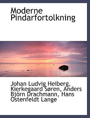 Moderne Pindarfortolkning 9781116863321