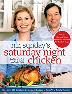 Mr. Sunday's Saturday Night Chicken 9781118175309