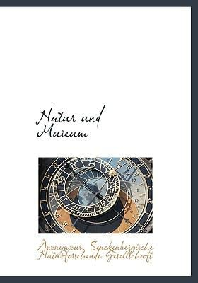 Natur Und Museum 9781117651125