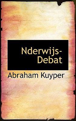 Nderwijs-Debat 9781117405254