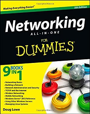 Networking All-In-One for Dummies 9781118380987