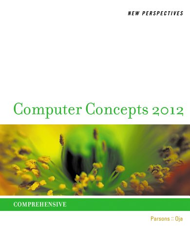 Computer Concepts, Comprehensive [With CDROM] 9781111529079