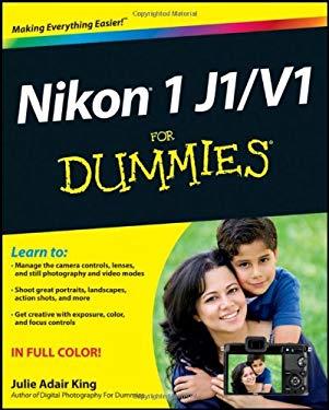 Nikon 1 J1/V1 for Dummies 9781118299470