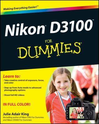 Nikon D3100 for Dummies 9781118004722