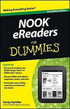 Nook Ereaders for Dummies 9781118440445