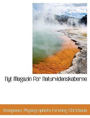 Nyt Magazin for Naturvidenskaberne 9781116962833