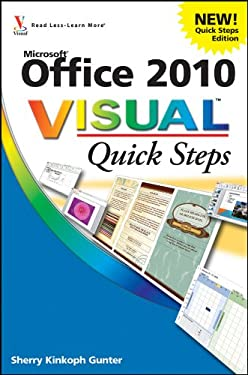 Office 2010 Visual Quick Steps 9781118338773
