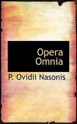 Opera Omnia 9781117673677