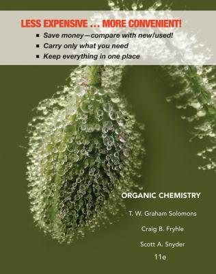 Organic Chemistry, Eleventh Edition Binder Ready Version 9781118147399