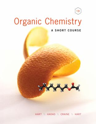 Organic Chemistry: A Short Course 9781111425562