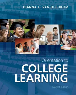 Orientation to College Learning 9781111833640