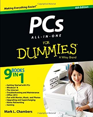 PCs All-In-One for Dummies 9781118280355