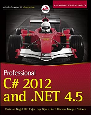 Professional C# 2012 and .Net 4.5 9781118314425