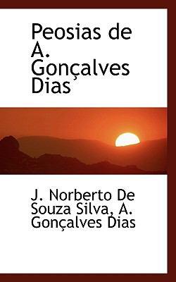 Peosias de A. Gon Alves Dias 9781117508405