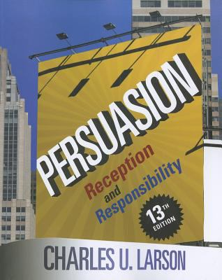 Persuasion: Reception and Responsibility 9781111349271