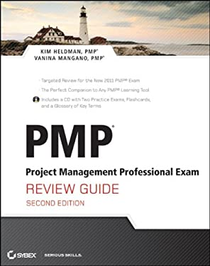 Pmp: Project Management Professional Exam Review Guide 9781118093917