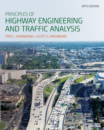 Principles of Highway Engineering and Traffic Analysis 9781118120149