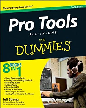 Pro Tools All-In-One for Dummies 9781118277836