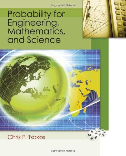 Probability for Engineering, Mathematics, and Sciences 9781111430276