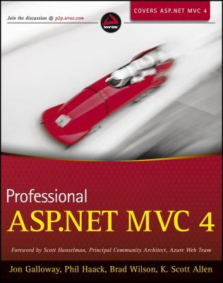 Professional ASP.Net MVC 4 9781118348468