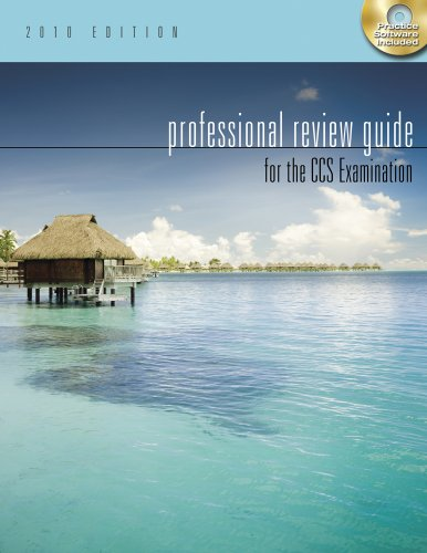 Professional Review Guide for the CCS Examination, 2010 Edition 9781111127961