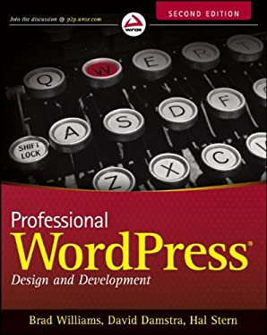 Professional Wordpress: Design and Development 9781118442272