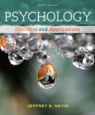 Psychology: Concepts and Applications 9781111835491