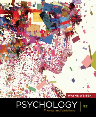 Psychology: Themes and Variations 9781111354749