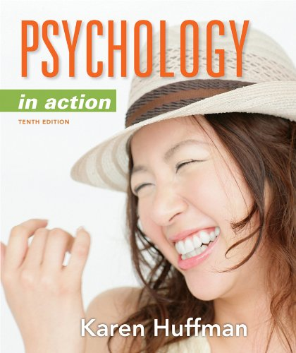 Psychology in Action 9781118019085