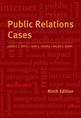 Public Relations Cases - 9th Edition