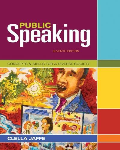 Public Speaking: Concepts and Skills for a Diverse Society 9781111347680