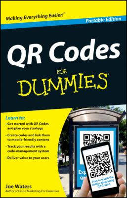 Qr Codes for Dummies Portable Edition 9781118337035