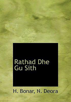 Rathad Dhe Gu Sith 9781117437958