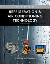 Refrigeration and Air Conditioning Technology 16483313