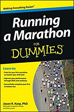 Running a Marathon for Dummies 9781118343081