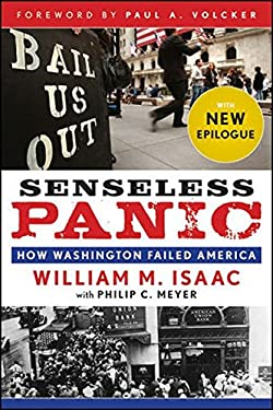 Senseless Panic: How Washington Failed America 9781118431986