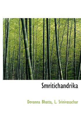 Smritichandrika 9781117740171