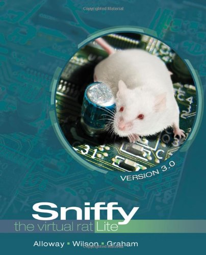 Sniffy the Virtual Rat Lite, Version 3.0 [With CDROM] 9781111726171