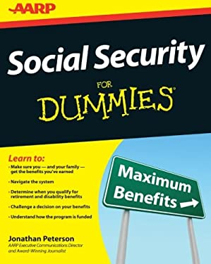 Social Security for Dummies 9781118205730