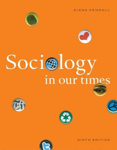 Sociology in Our Times 9781111831578