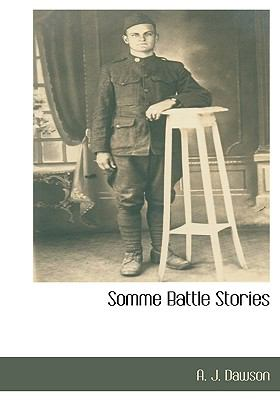 Somme Battle Stories 9781115405744