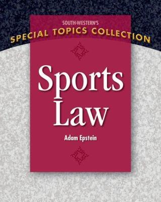 Sports Law 9781111971663