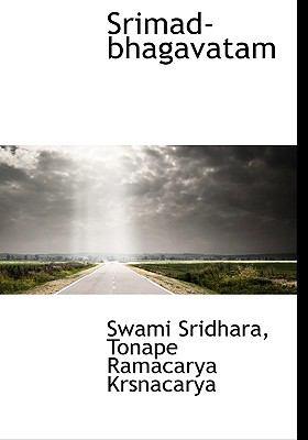 Srimad-Bhagavatam 9781117730554