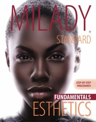 Step-By-Step Procedures for Milady Standard Esthetics: Fundamentals - 11th Edition