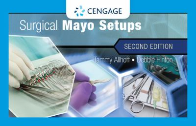 Surgical Mayo Setups 9781111138189