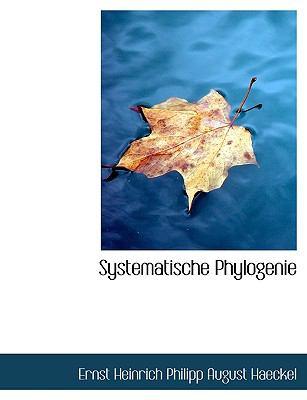 Systematische Phylogenie 9781116804010